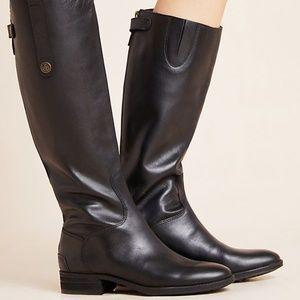Sam Edelman Penny2 Riding Boots black 7 Medium